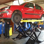 M J Watts - Garage in Grimoldby, Louth, Lincolnshire