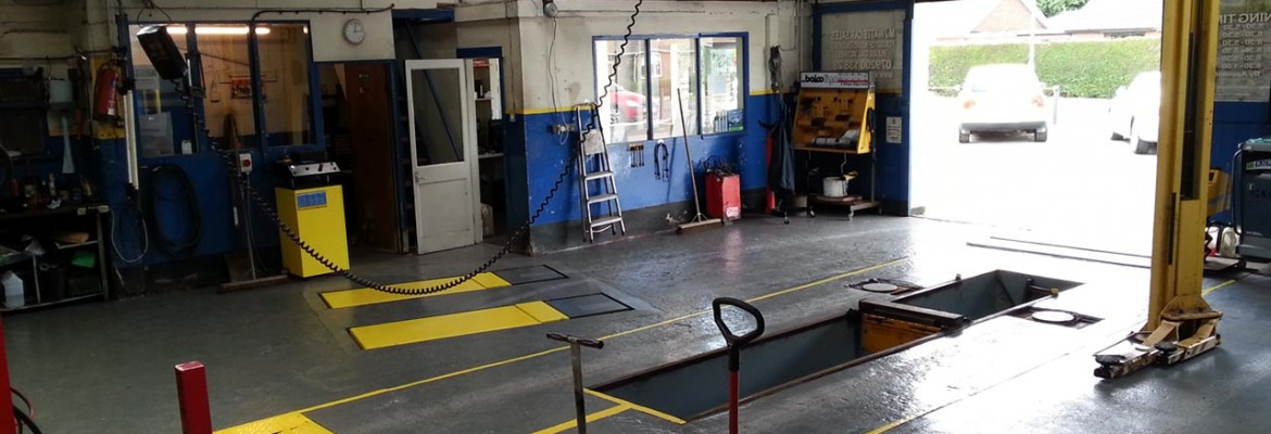 A range of services for your car or van